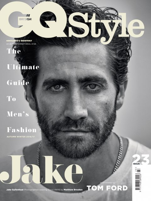 Gqs23 Cover Jake Gyllenhaal Cover
