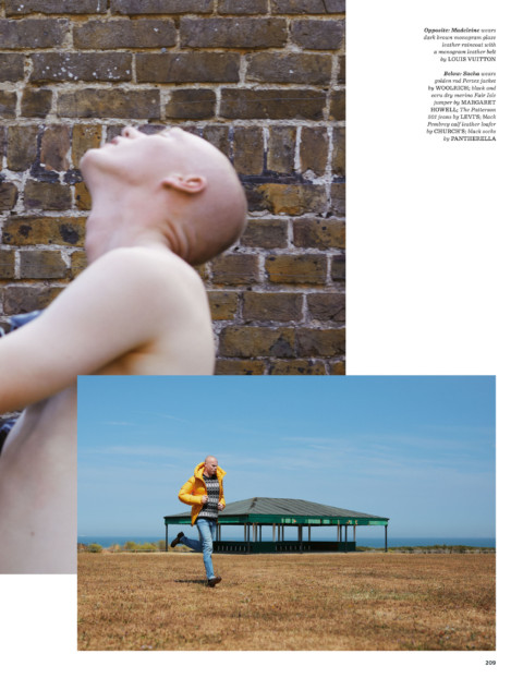 Ko Productions Gq Style Skinheads 5