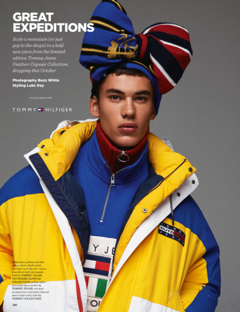 Ko Productions Gq Style Tommy Hilfiger 1