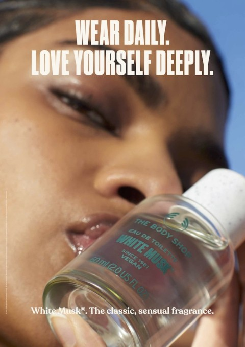 The Body Shop Musk 2